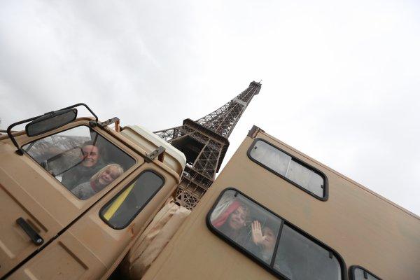 France, dernière ligne droite
