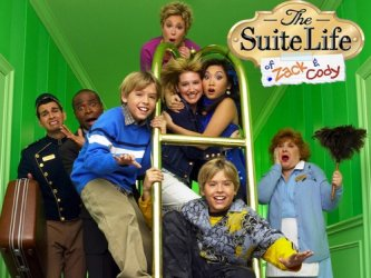 The suite life of Zack and Cody !
