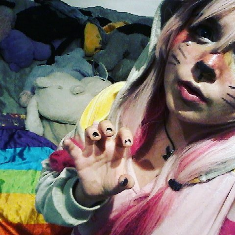 Nyah-Cat cosplay :3