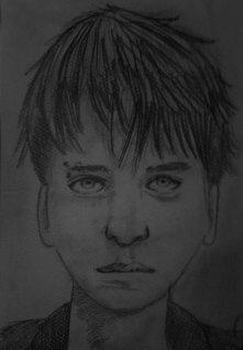 dessin crayon noir