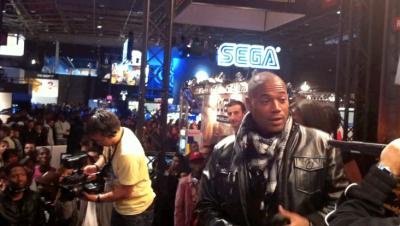 Paris Games Week 2010 : Le hip hop mis à l'honneur avec Def Jam Rapstar