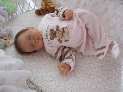Dans mon beau pyjama !