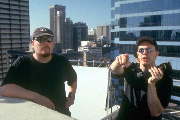 Les Créateurs : Andy et Larry Wachowski