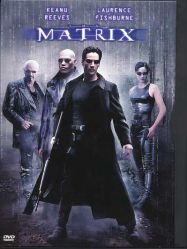 DVD The Matrix