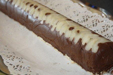terrine de poires chocolat