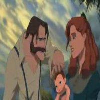 Tarzan / Entre deux mondes (1999)