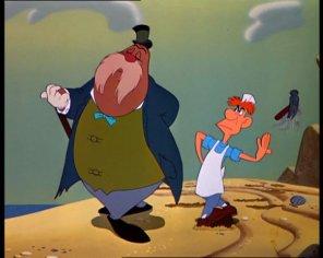 Alice au pays des merveilles / Le morse et le charpentier (1951)