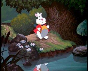 Alice au pays des merveilles  / Je suis en retard (1951)