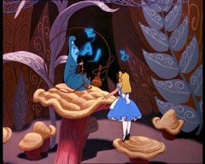 Alice au pays des merveilles  / A-E-I-O-U  (1951)