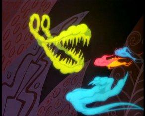 Alice au pays des merveilles  / C'est l'heure où le long crocodile   (1951)