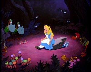 Alice au pays des merveilles / Je sais ce que je dois faire (1951)