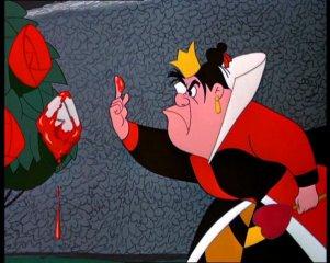 Alice au pays des merveilles / Qui Ose Peindre Mes Roses en Rouge ? (1951)