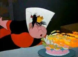 Alice au pays des merveilles / Chanson du Non-Anniversaire (Reprise) (1951)