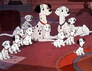 101 dalmatiens / Kanine Krunchies (1961)
