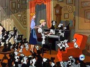101 dalmatiens / La maison du rêve (1961)