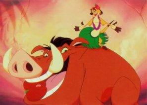 Le roi lion  / Luau !  (1994)