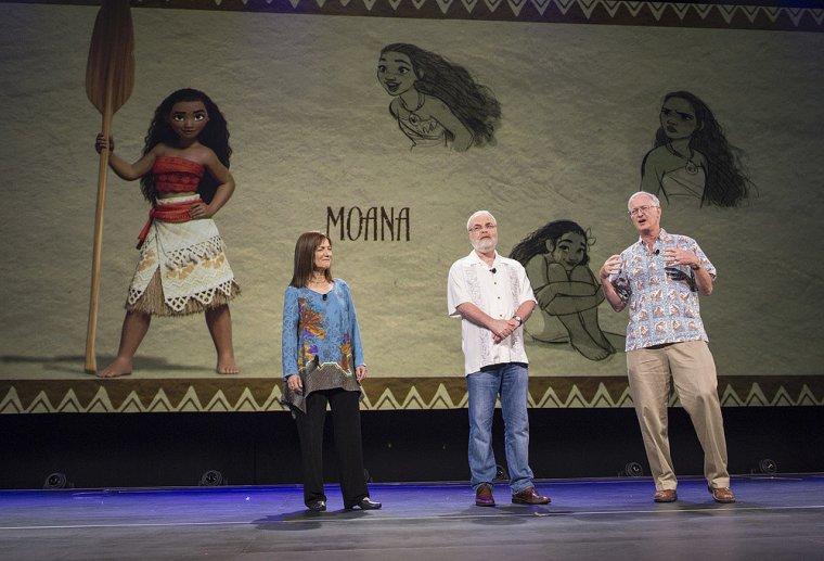 Moana : la princesse au bout du monde
