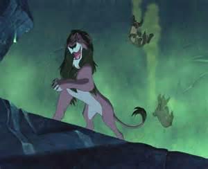 le Roi lion - Soyez prêtes (1994)