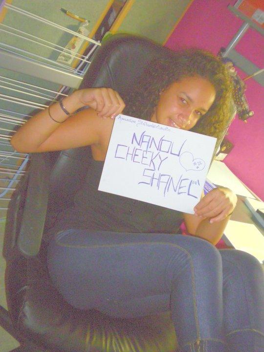 ♥ ...NANO0U CHEEKY SHANELL... ♥