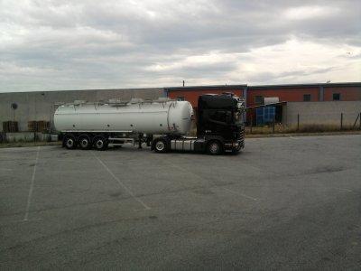 Scania ( photo prise par mes soin)