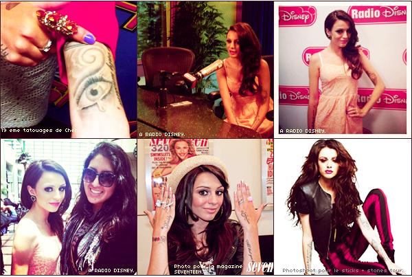 15/05/12 : Cher a été aperçu faisant du shopping chez GUESS dans Beverly Hills.
