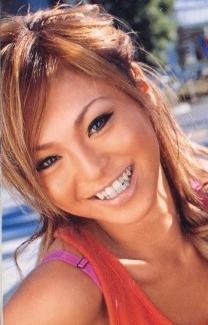autres mannequin de style gyaru