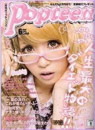 magazines sur la  mode japonaise