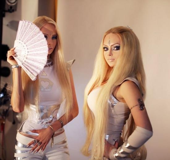 Des poupées vivantes! :o