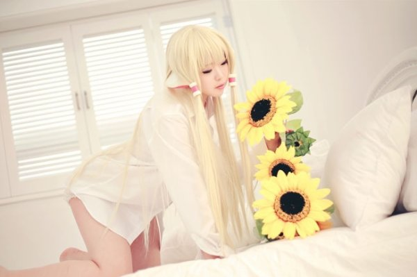 chobit cosplay