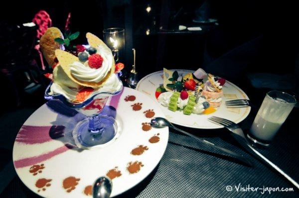 Restaurant Alice au Pays des merveilles à Tokyo