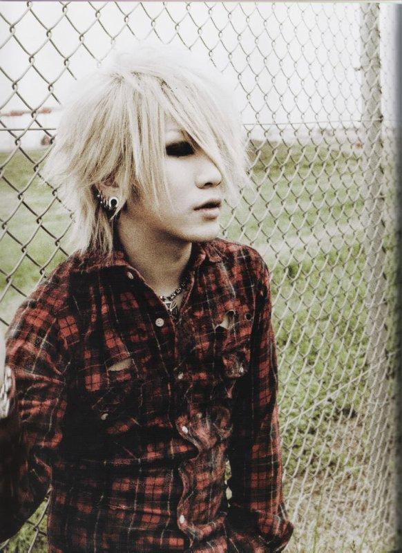 Ruki photoshoot!