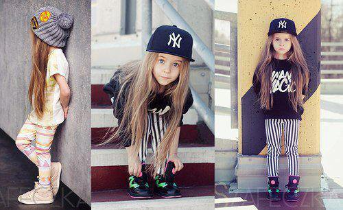 Swag little girl <3