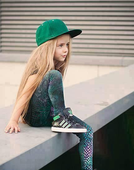 Swag little girl <3