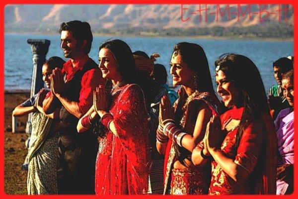 Jeevika ; Anav-jii - Manvi & Kushi ♥ [ Star Parivaar Awards Shoots ]