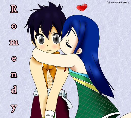 Concours d'OS: Roméo X Wendy !