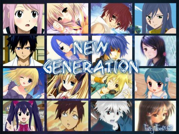 La Légende des Six Clés (Saison 2)... Chapitre 1: Nouvelle génération