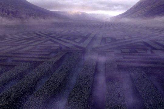 La Malédiction du Masutä Yöso... Chapitre 11: Le labyrinthe - Première partie...
