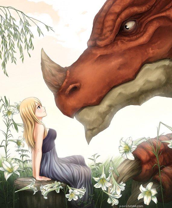 La saison torride des Dragons... Chapitre 5: Le désir des Dragons Slayers
