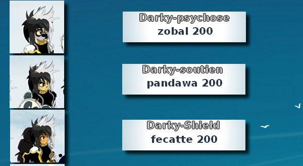 Bienvenue sur la Team Darky