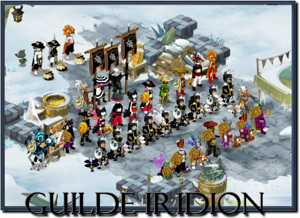 Photo pour la Guilde IRIDION