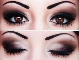 smoky eyes noir!