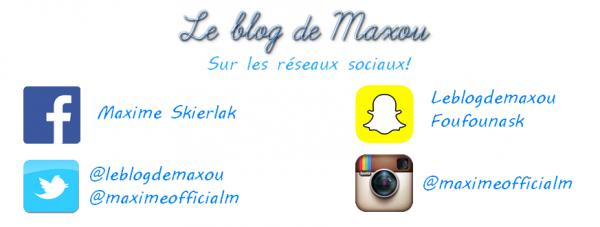 Le blog de Maxou.