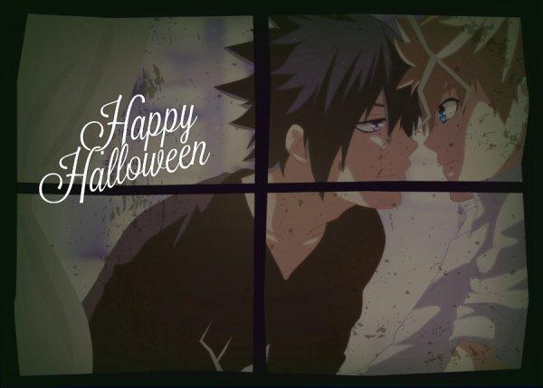 『 Une fete d'Halloween pas comme les autres 』