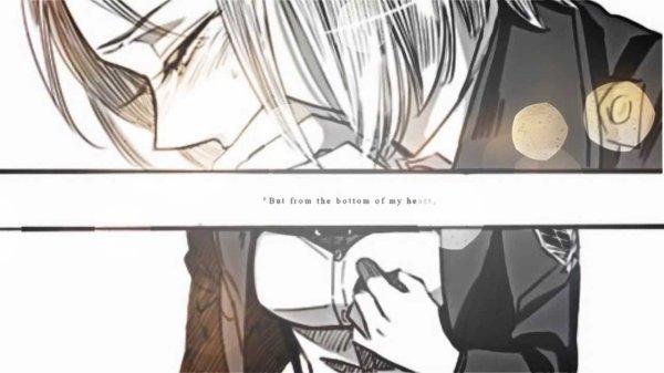 Mon histoire, ma vie, mon amour...
