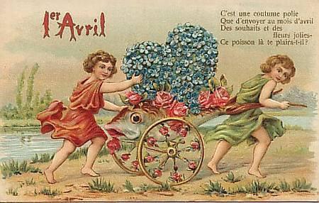 POISSON D'AVRIL (VOIR SOURCES)
