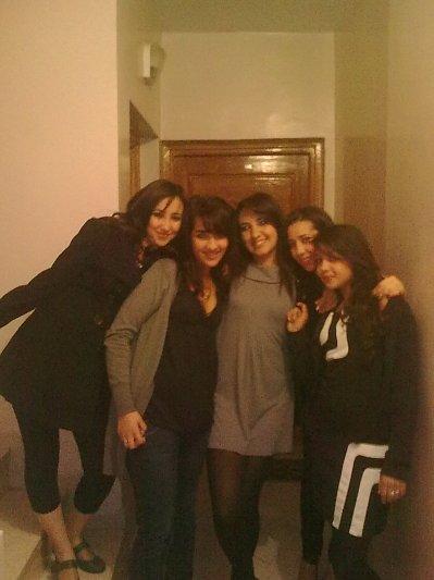 Wafa+Maryem+Souad+Madiha+Maissa
