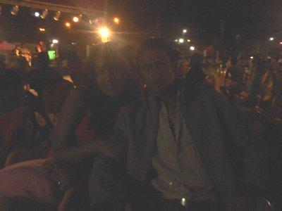 Avec Mimo Frero