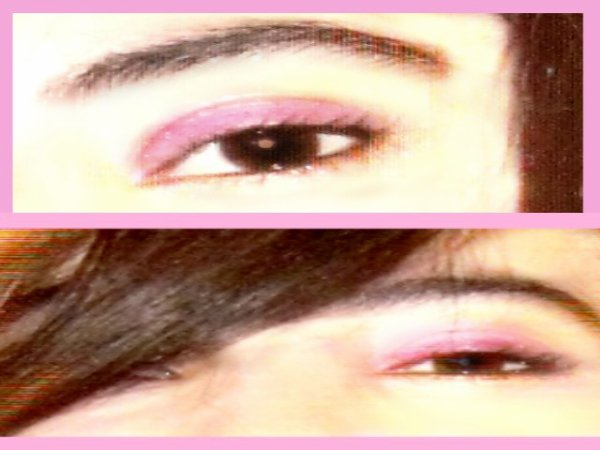 mes yeux :)