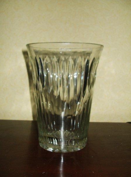 "Vase ""Ailes d'ange"""