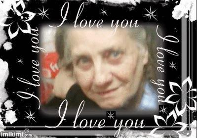 Ma grand-mère La prunelle de mes yeux